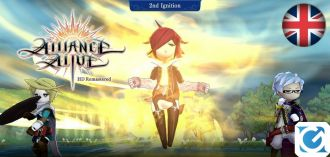 Nis America ha pubblicato un nuovo trailer per The Alliance Alive HD Remastered