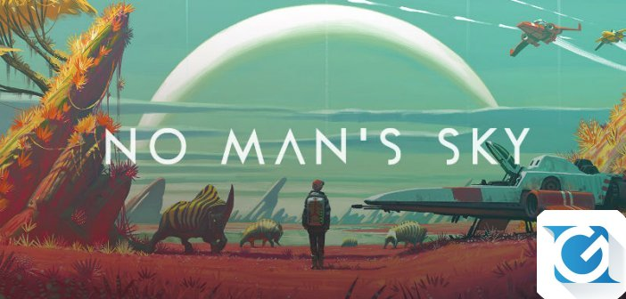 No Man's Sky arriva su XBOX One in versione NEXT, aggiornamento gratuito per PS4 e PC