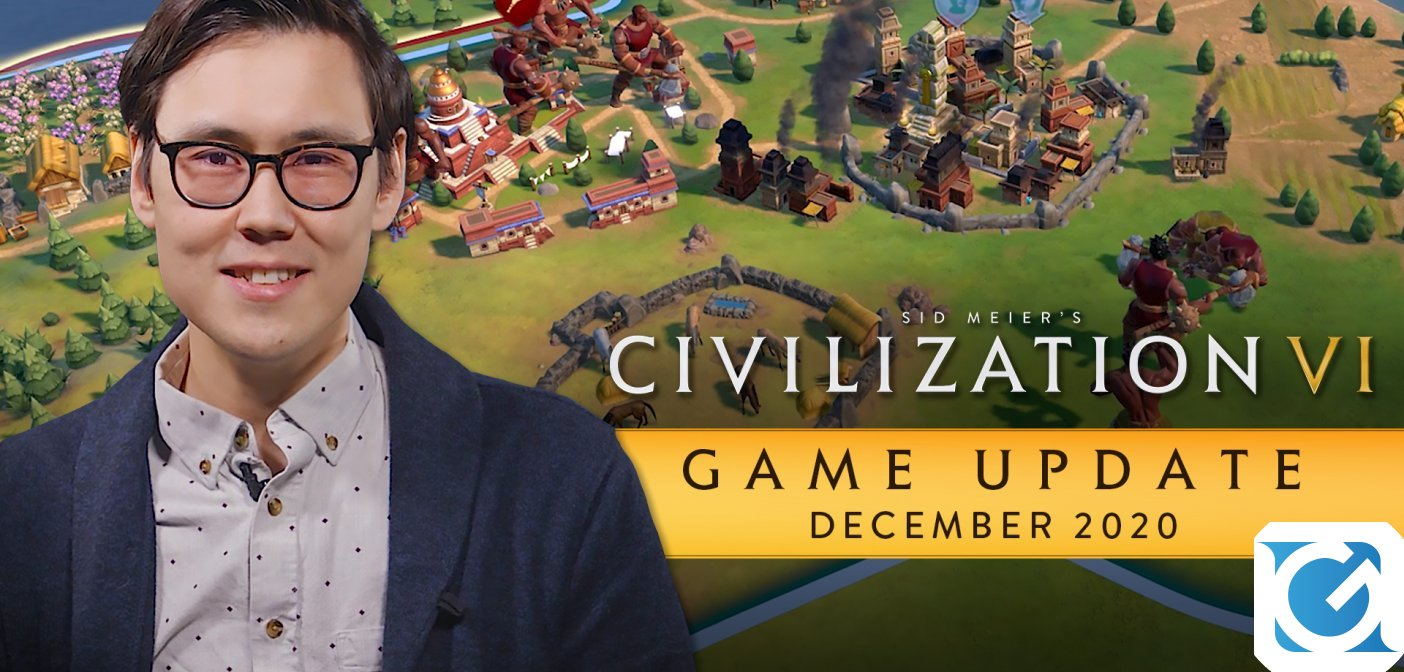 Novità da Civilization VI, ecco l'ultimo Community Update