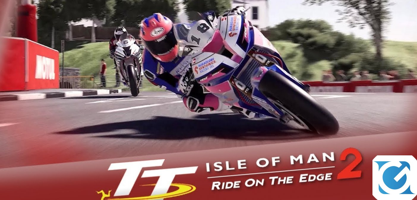 Novità in arrivo per TT Isle of Man - Ride on the Edge 2