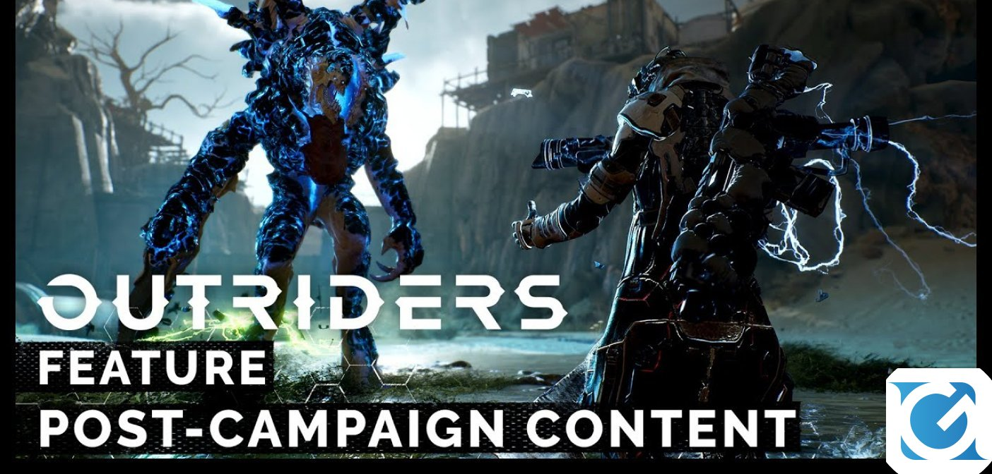 Novità sui contenuti post-game di OUTRIDERS: ecco Expeditions