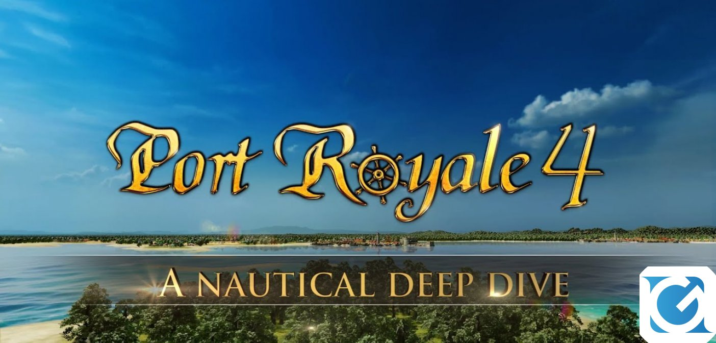 Nuova featurette per Port Royale 4