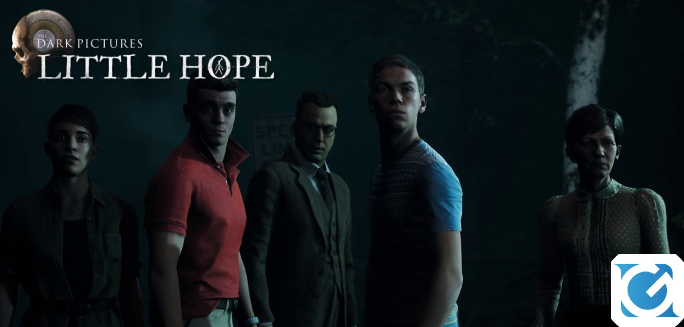 Nuove informazioni su The Dark Pictures Anthology: Little Hope nel nuovo Dev Diary