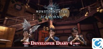 Nuovo aggiornamento disponibile per Monster Hunter World: Iceborne