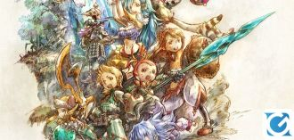 Nuovo artwork per Final Fantasy Crystal Chronicles Remastered Edition