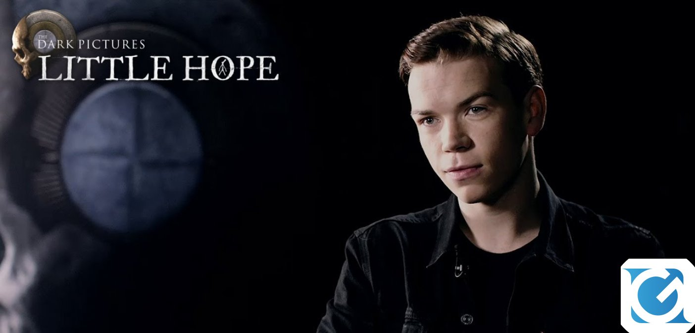 Nuovo dev diary dedicato a Will Poulter, uno dei protagonisti di The Dark Pictures Anthology: Little Hope