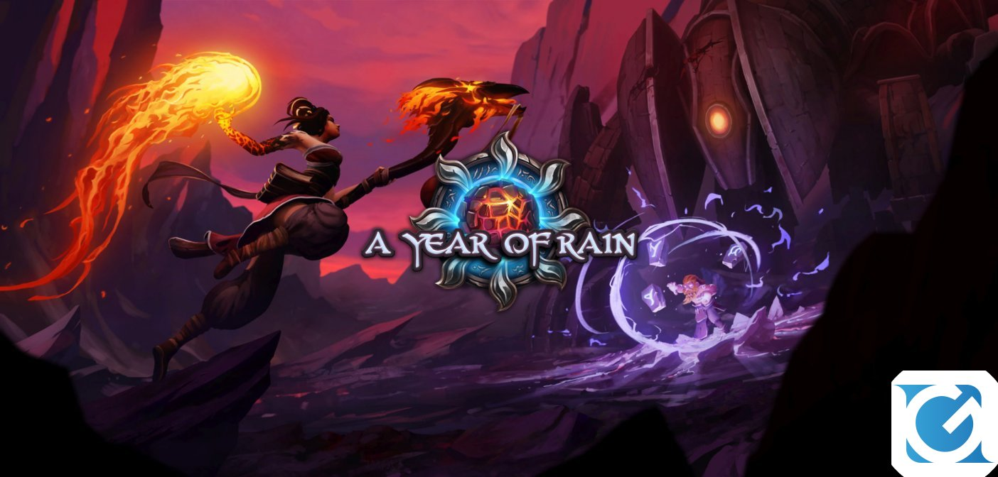 Nuovo dev diary per A Year of Rain