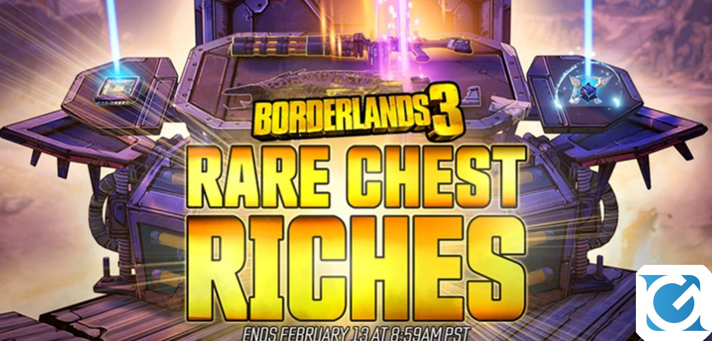 Nuovo evento per Borderlands 3!