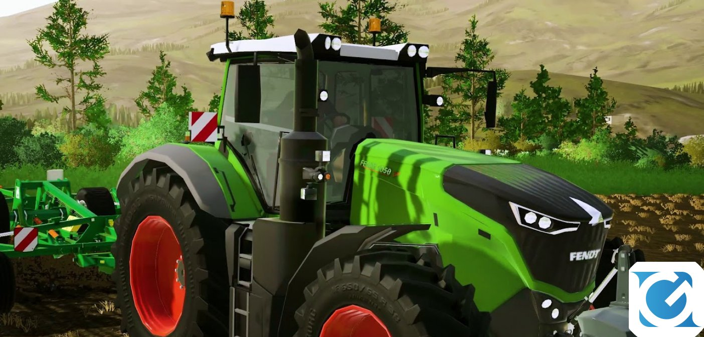 Nuovo trailer per Farming Simulator 20