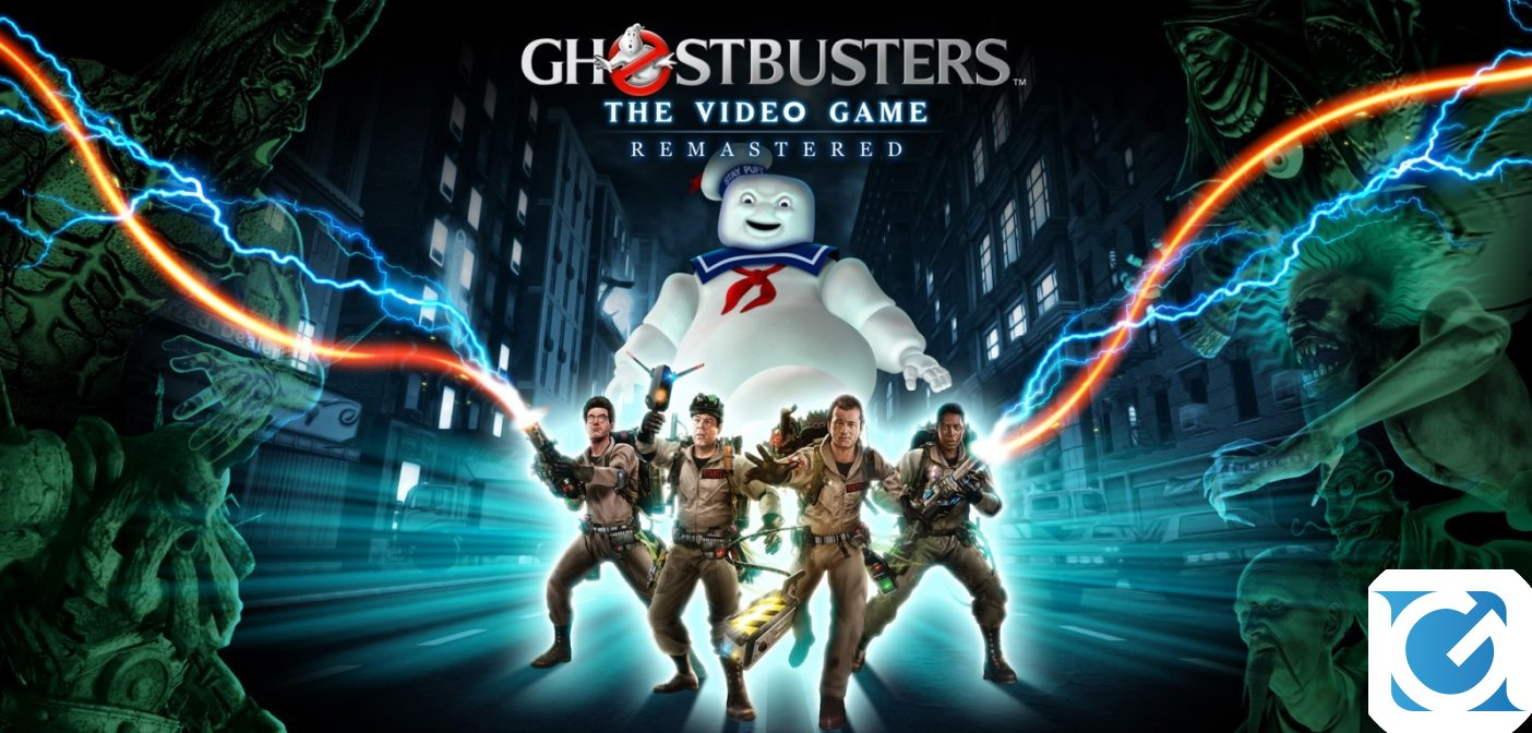 Nuovo trailer per Ghostbusters: The Video Game Remastered