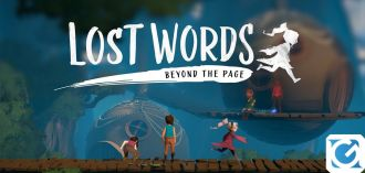 Nuovo trailer per Lost Words: Beyond the Page