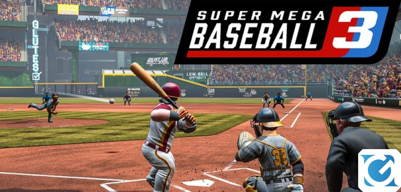 Nuovo trailer per Super Mega Baseball 3