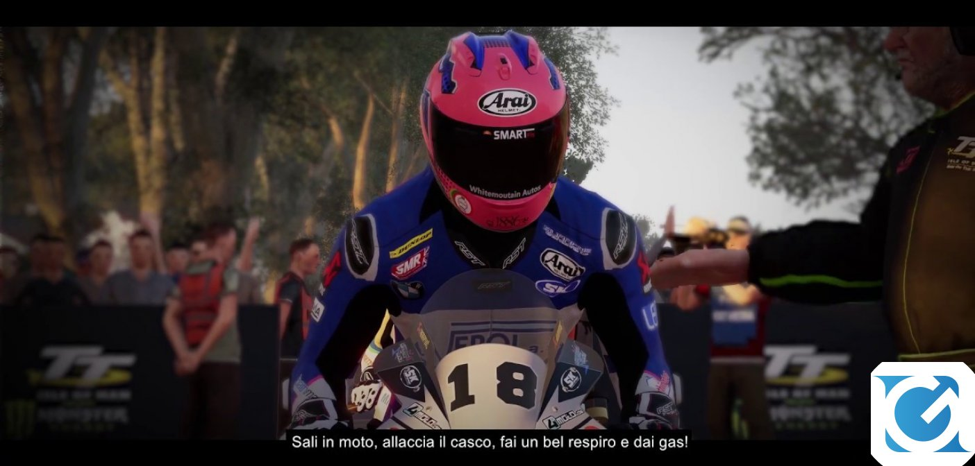 Nuovo trailer per TT Isle of Man: Ride on the Edge 2