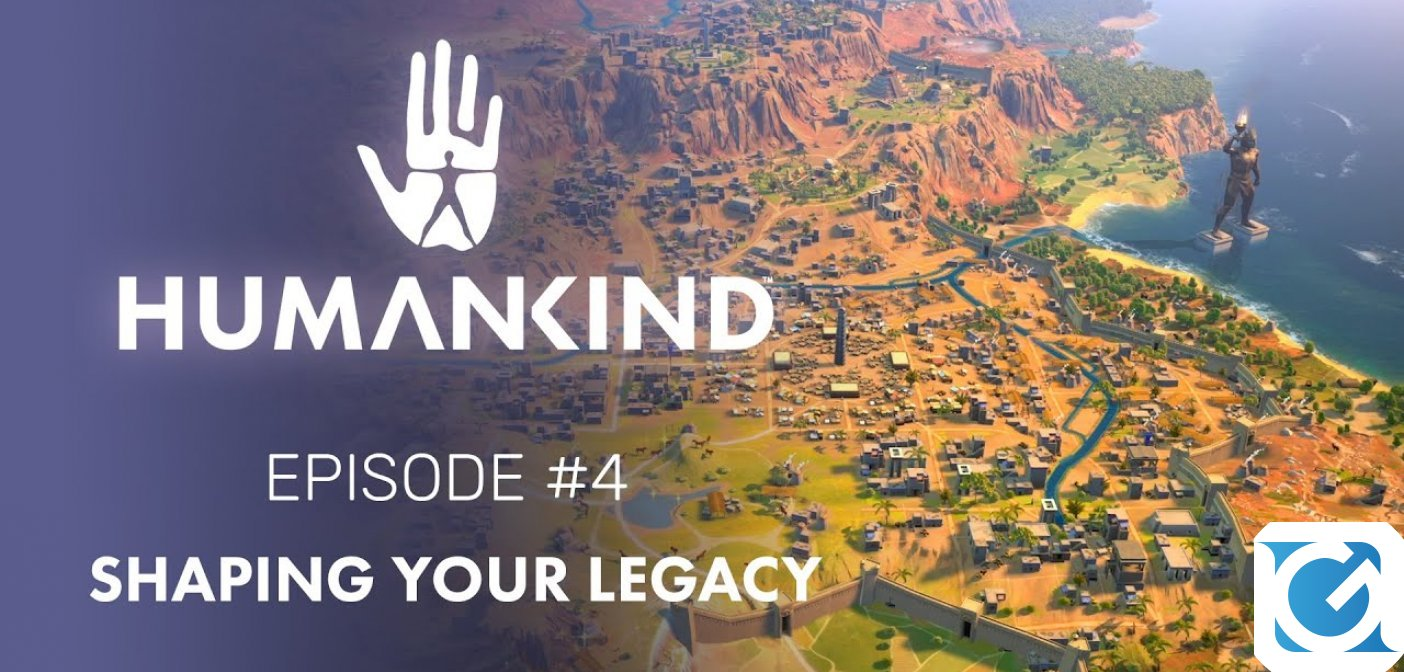 Nuovo video per Humankind, ecco il focus numero 4: Shape Your Legacy