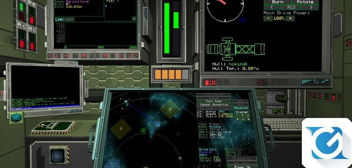 505 Games annuncia l'uscita di Objects in Space