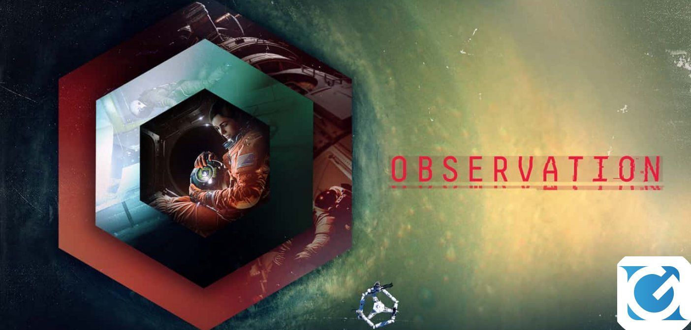 Devolver Digital e No Code annunciano OBSERVATION