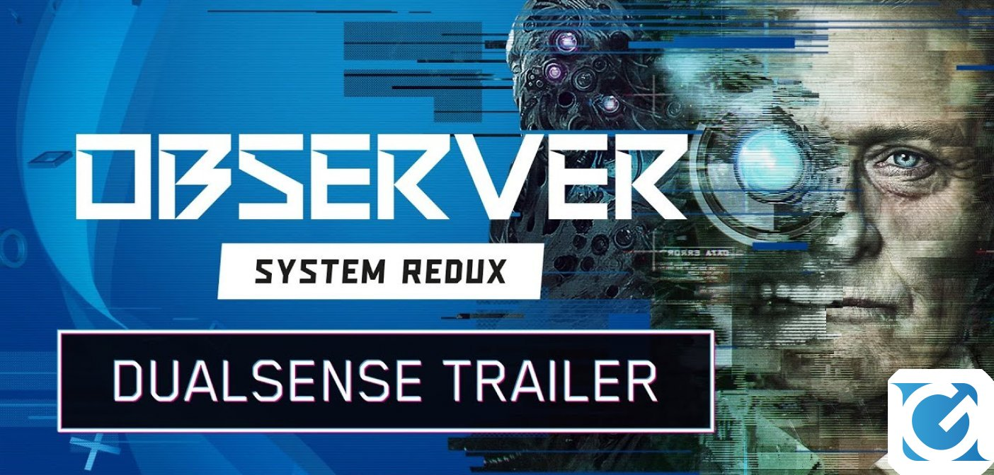 Observer: System Redux è disponibile per Playstation 5