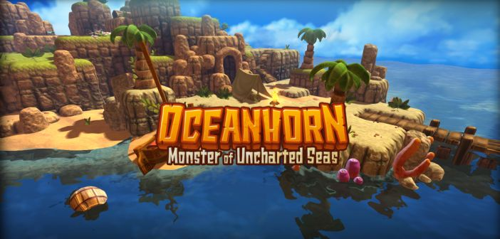 Oceanhorn - Monster of Uncharted Seas