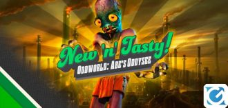 Oddworld: New 'n' Tasty ha una data d'uscita