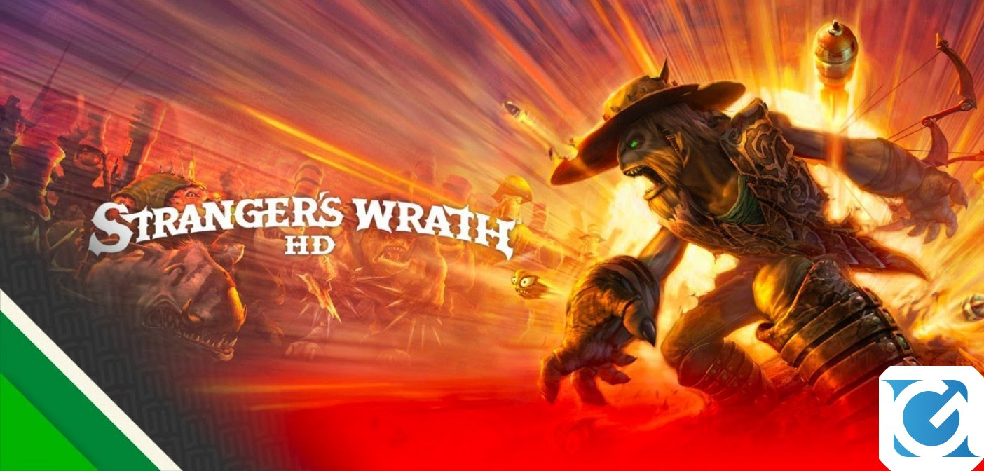 Oddworld: Stranger's Wrath HD è disponibile su Switch