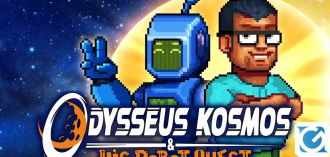 Odysseus Kosmos and His Robot Quest è disponibile su Switch