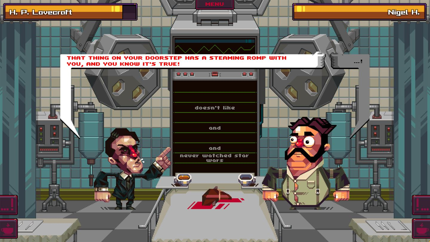 Oh...Sir! The Insult Simulator!