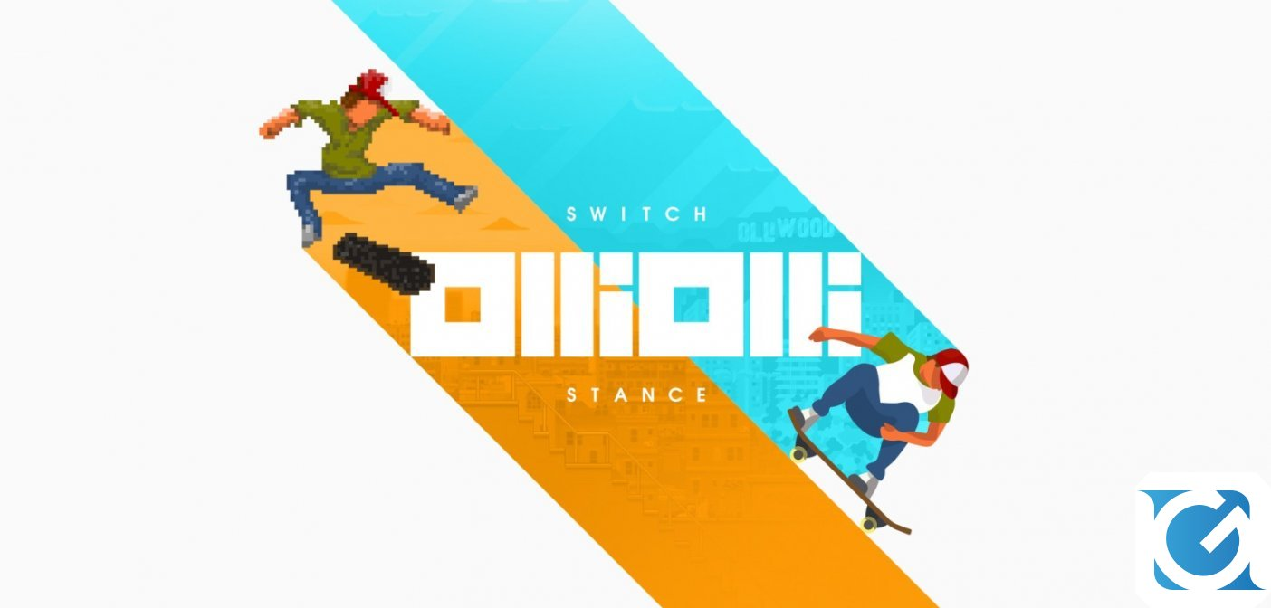 OlliOlli Switch Stance è disponibile su Switch