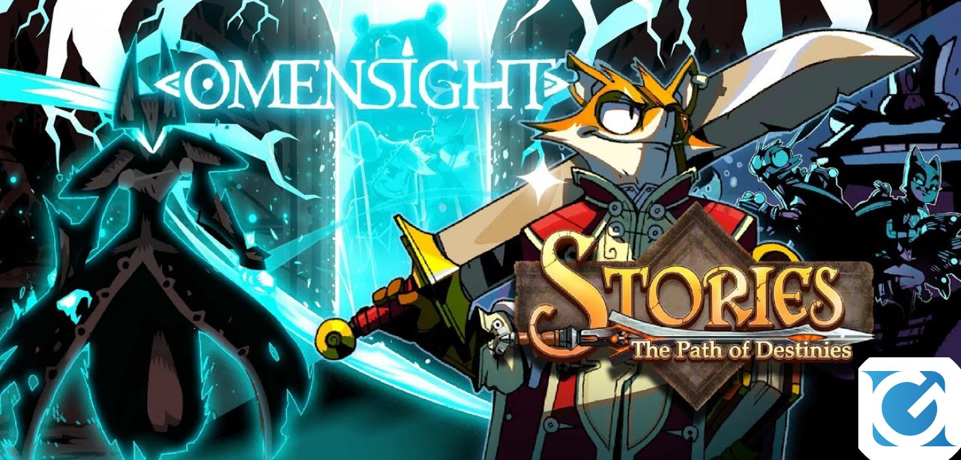 Un bundle con Stories: The Path of Destinies e Omensight è disponibile per XBOX One