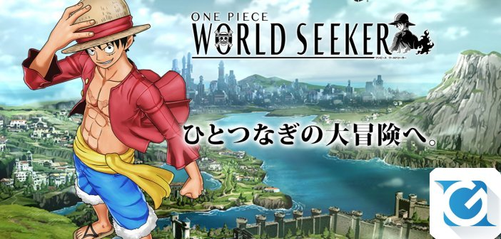 ONE PIECE WORLD SEEKER e un'isola misteriosa