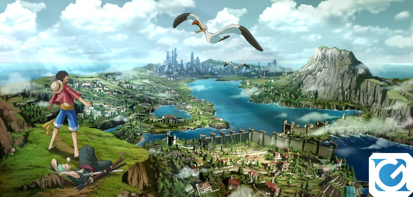 Ecco i primi 5 minuti di ONE PIECE WORLD SEEKER