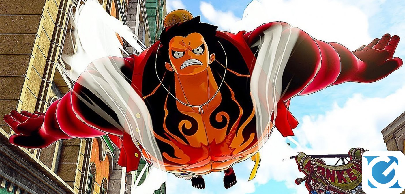 JUMP FORCE e ONE PIECE WORLD SEEKER saranno giocabili al Romics e Napoli Comicon