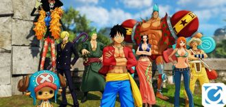 Una valanga di novità per ONE PIECE WORLD SEEKER