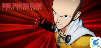ONE PUNCH MAN: A HERO NOBODY KNOWS, ecco il trailer di lancio