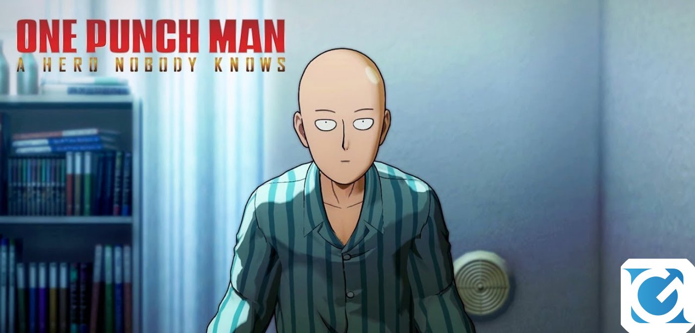 One Punch Man: A Hero Nobody Knows ha una data d'uscita
