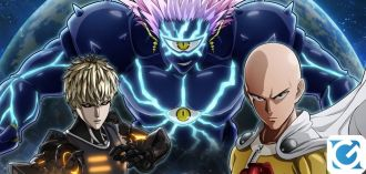 BANDAI Namco ha annunciato ONE PUNCH MAN: A HERO NOBODY KNOWS