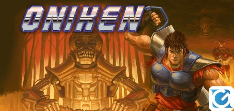 Oniken: Unstoppable Edition in dirittura d'arrivo per Switch