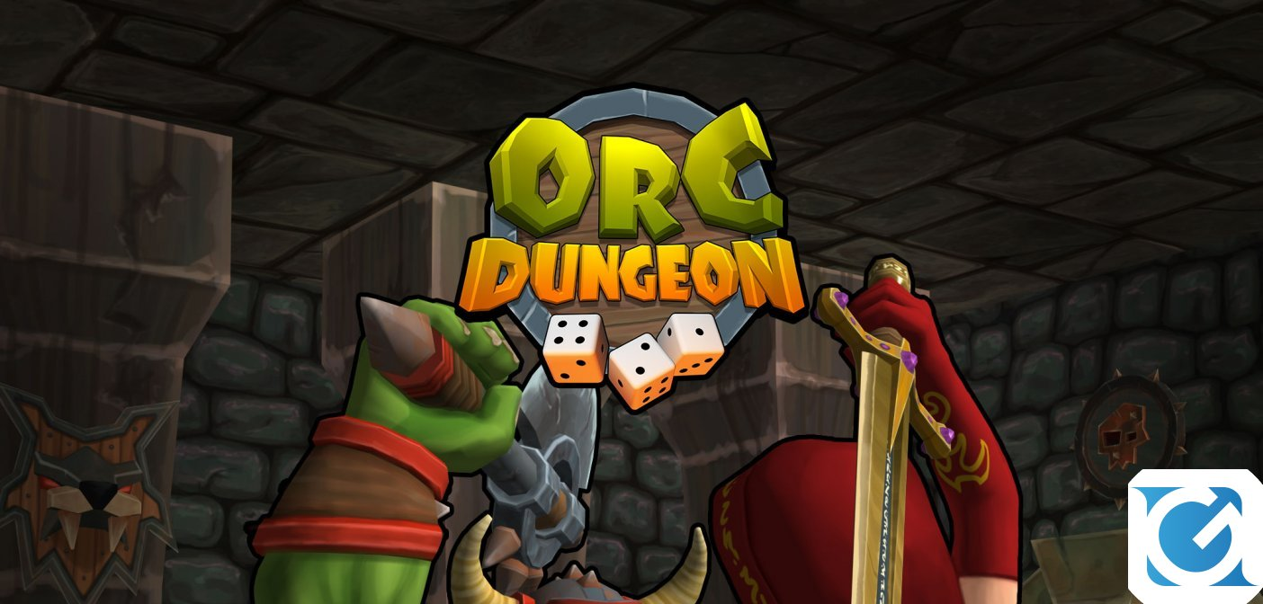 ORC DUNGEON arriva su mobile