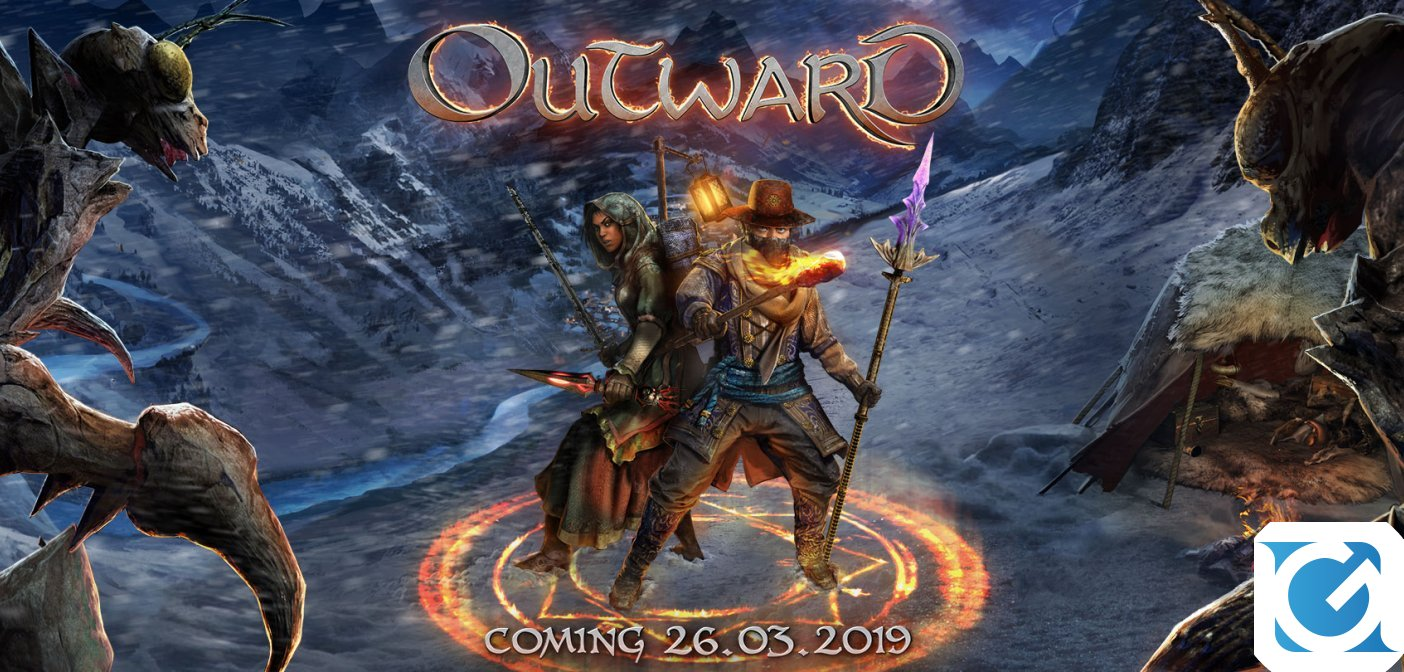 Outward è disponibile per PC e console