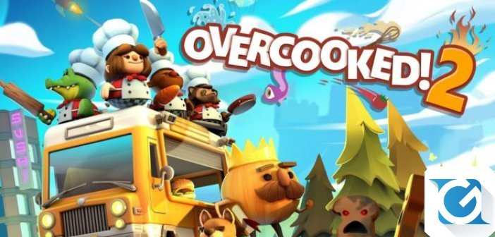 Team17 annuncia Overcooked 2