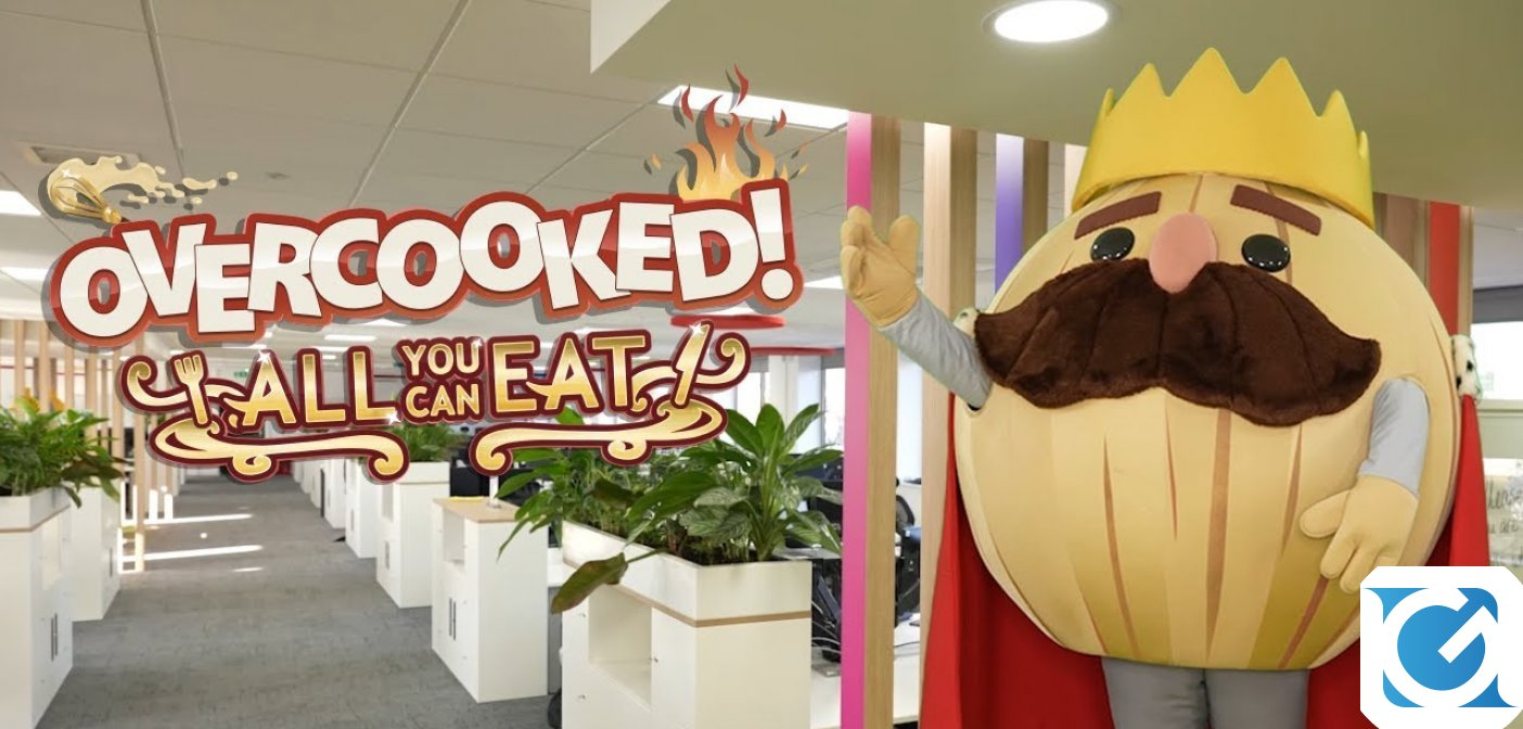 Overcooked! All You Can Eat in arrivo per Nintendo Switch, Playstation 4, PC e XBOX One