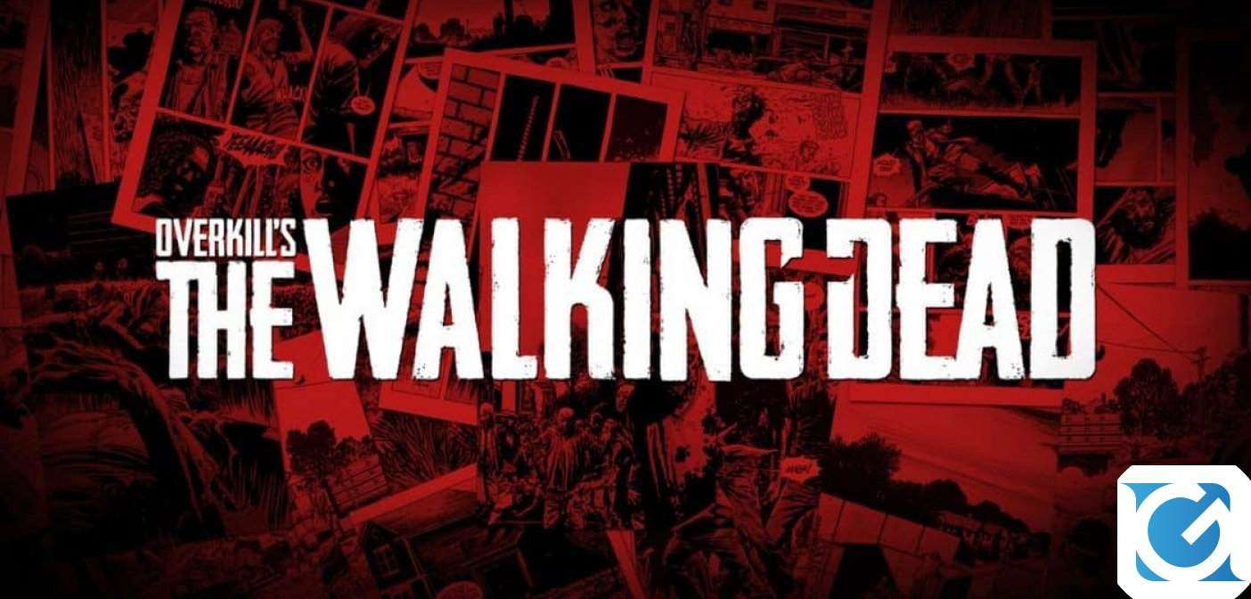 OVERKILL's The Walking Dead: annunciata la data della closed beta PC