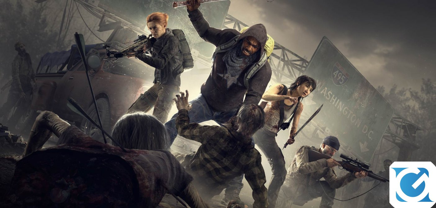 OVERKILL'S The Walking Dead aperta la closed beta