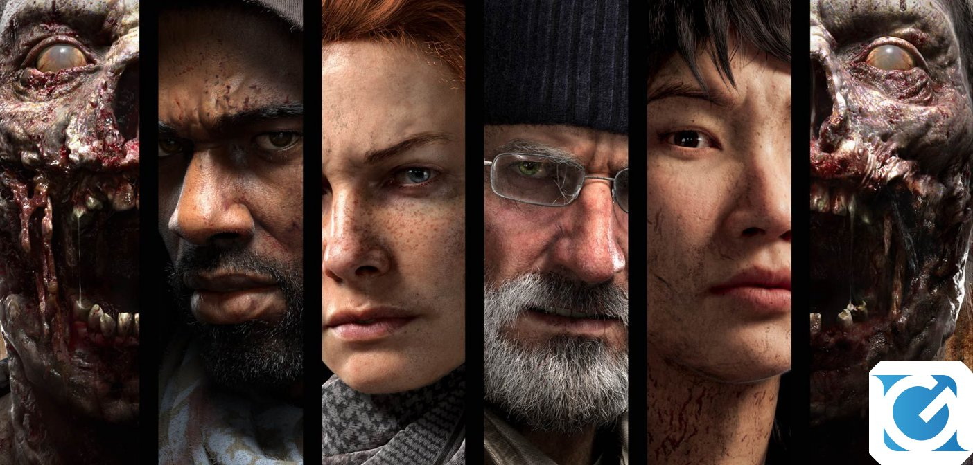 OVERKILL'S The Walking Dead è disponibile su Steam
