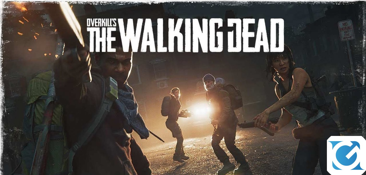 Overkill's the Walking Dead: pubblicati due nuovi video