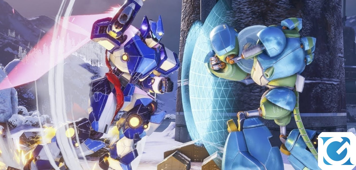 Weekend di gioco gratuito per Override: MECH CITY BRAWL