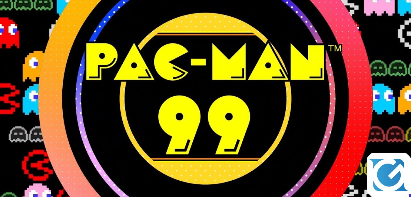 Pac-man 99 è ora disponibile per Nintendo Switch