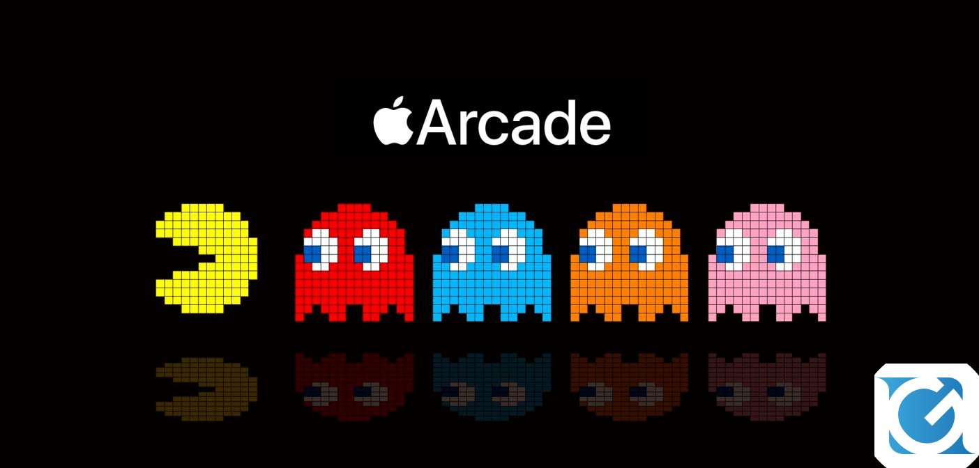 PAC-MAN PARTY ROYALE è l'ennesima esclusiva di Apple Arcade