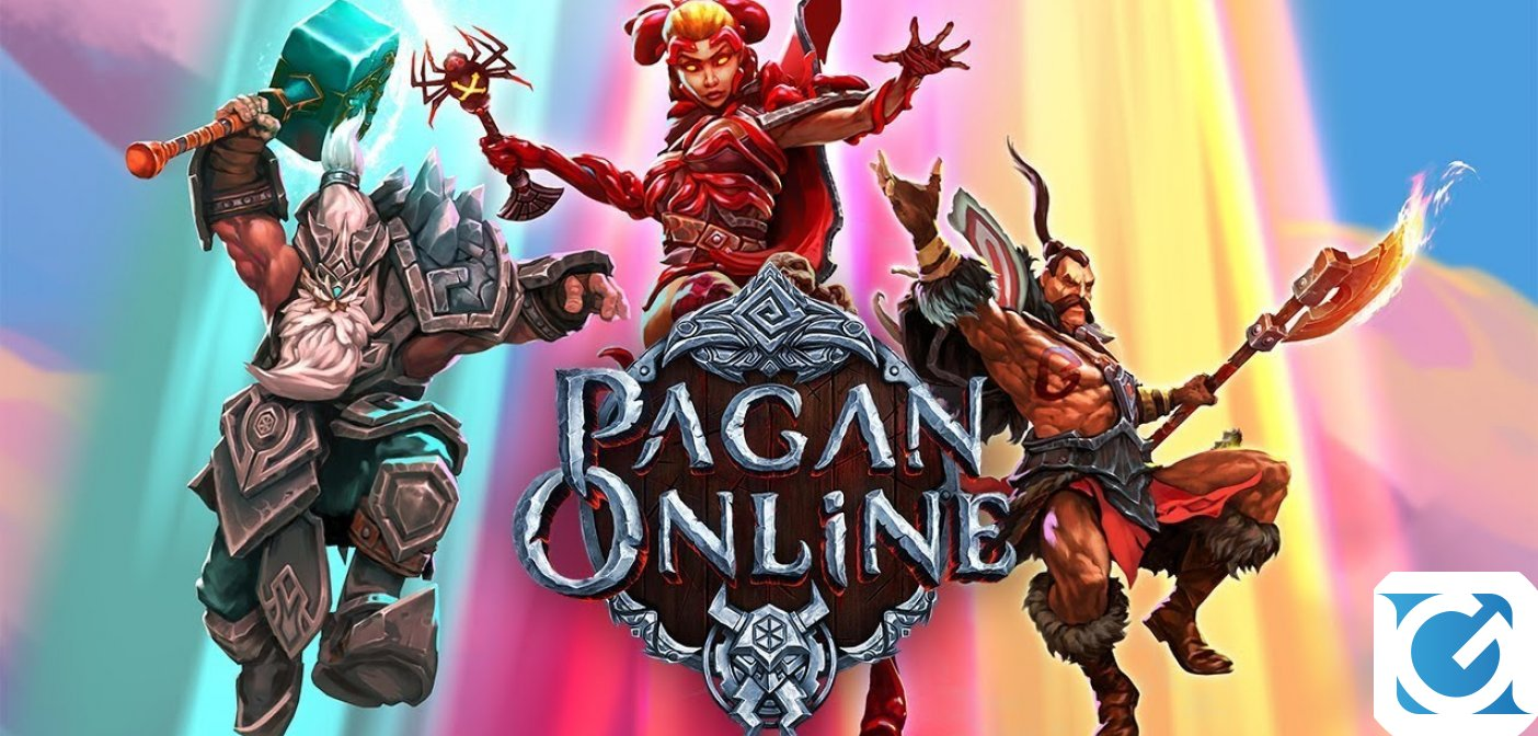 Pagan Online entra in early access