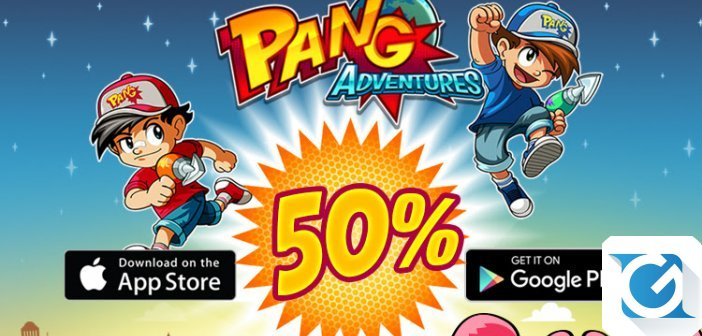 Pang Adventures in sconto su Android e iOS