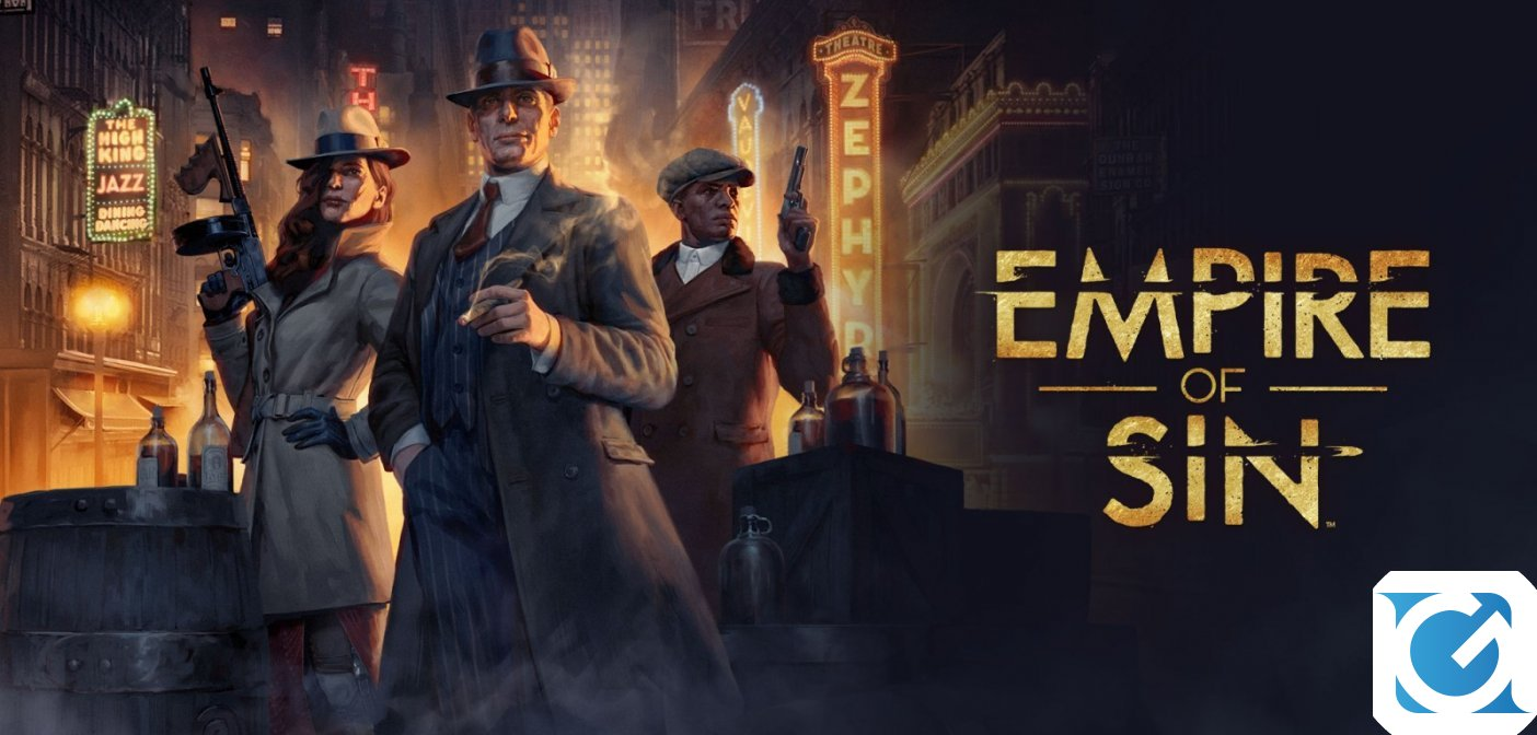 Paradox Interactive sceglie Koch Media per la distribuzione fisica di Empire of Sin